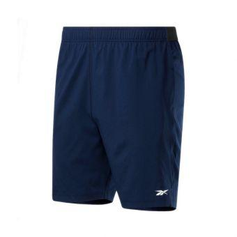 Reebok WORKOUT READY Men's Shorts - Collegiate Navy