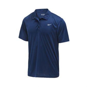 Reebok Men's Training Polo - Collegiate Navy