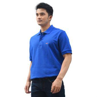 Reebok Men's LCT POLO - Royal Blue