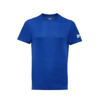 Reebok WOR WE COMM SS TECH TOP Men's T-Shirt - Blue
