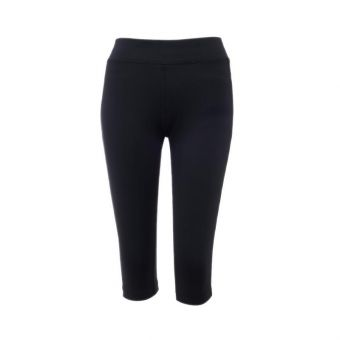 Reebok WORKOUT READY CAPRI Women's Leggings - Black