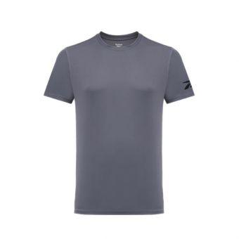 Reebok WOR WE COMM SS TECH TOP Men's T-Shirt - Grey