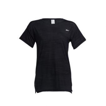 Reebok  WORKOUT SUPREMIUM DETAIL Women's Training T-Shirt - Black