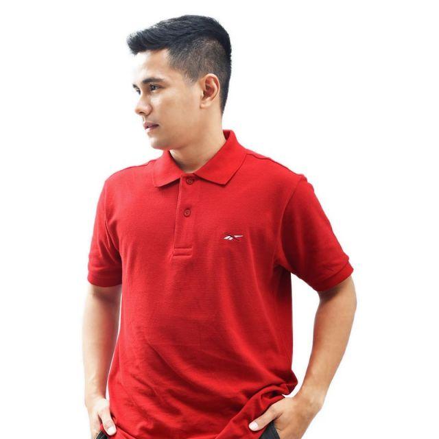 Reebok Men's LCT POLO - Red