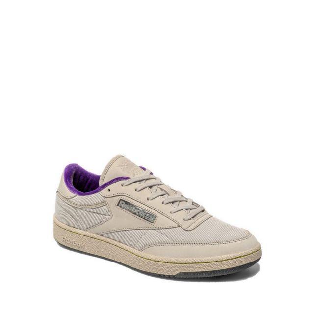 REEBOK MINIONS CLUB C 85 Unisex Sneakers Shoes - Tan