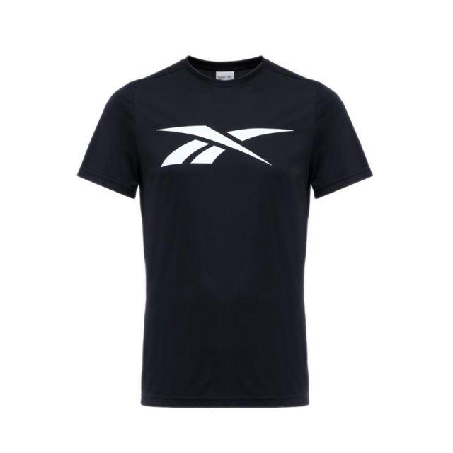 Reebok WORKOUT READY GRAPHIC Men's T-Shirt - Black